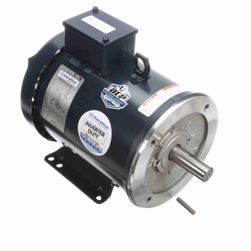 Marathon E2005 1-1/2 HP 1200 RPM 230/460 Volts General Purpose Motor