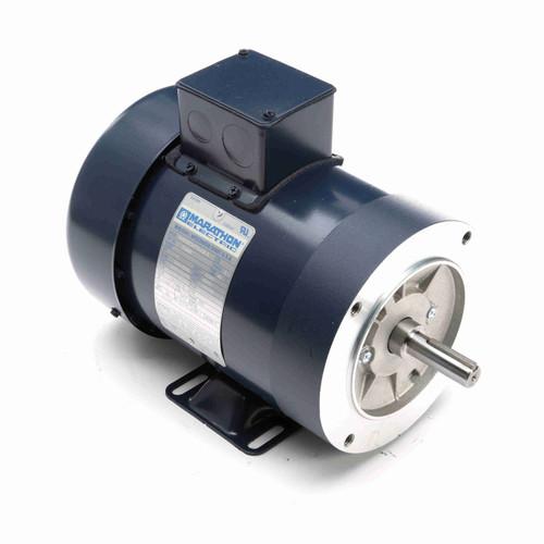 Marathon E2000 1 HP 3600 RPM 208-230/460 Volts General Purpose Motor