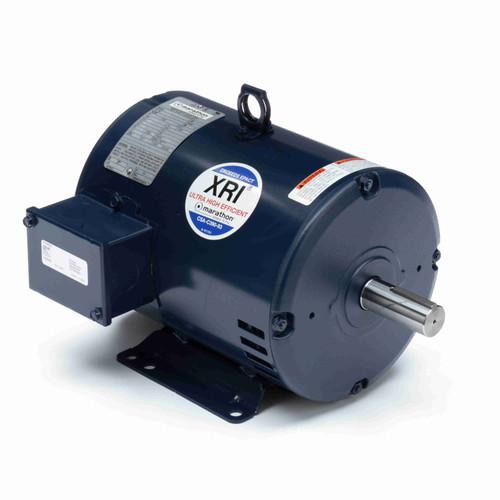Marathon E916B 5 HP 1800 RPM 575 Volts General Purpose Motor