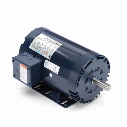 Marathon U247 3 HP 3600 RPM 230/460 Volts General Purpose Motor