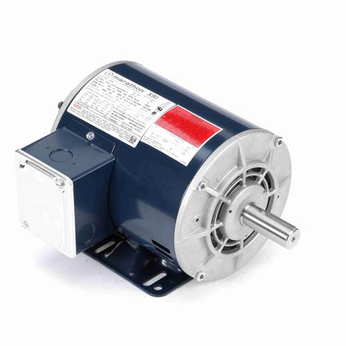 Marathon U246 2 HP 3600 RPM 230/460 Volts General Purpose Motor