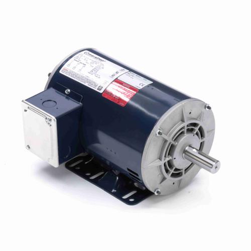 Marathon E913A 1-1/2 HP 1800 RPM 575 Volts General Purpose Motor