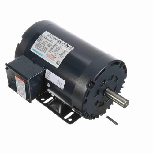 Marathon U245 1-1/2 HP 3600 RPM 230/460 Volts General Purpose Motor
