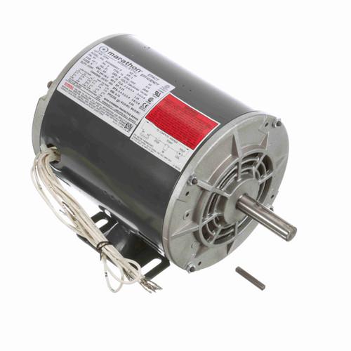 Marathon U244 1 HP 3600 RPM 208-230/460 Volts General Purpose Motor
