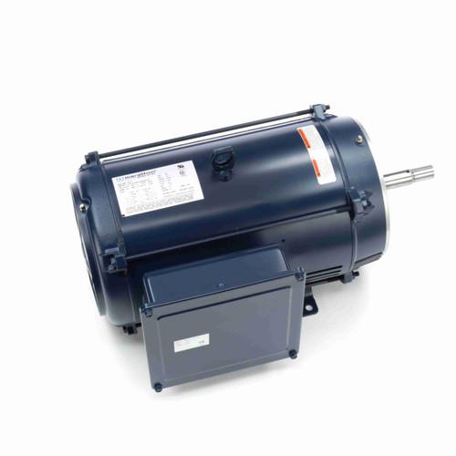 Marathon Z435 10 HP 3500 RPM 230 Volts Close-Coupled Pump Motor