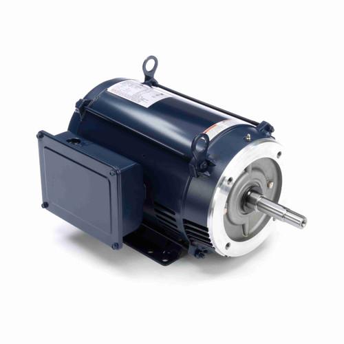 Marathon Z412 10 HP 3465 RPM 230 Volts Close-Coupled Pump Motor