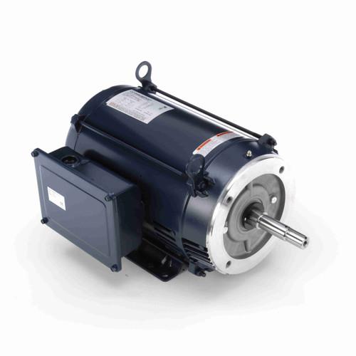 Marathon Z411 7-1/2 HP 1735 RPM 230 Volts Close-Coupled Pump Motor