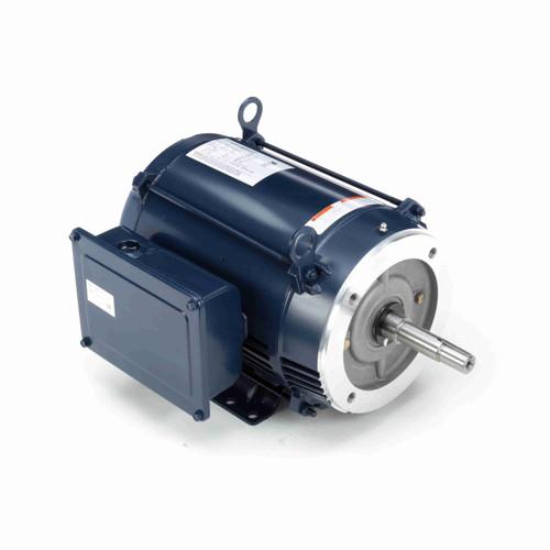 Marathon Z410 7-1/2 HP 3470 RPM 230 Volts Close-Coupled Pump Motor