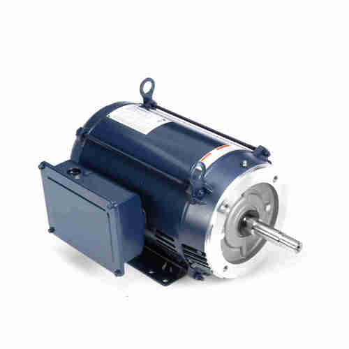 Marathon Z409 5 HP 1730 RPM 230 Volts Close-Coupled Pump Motor