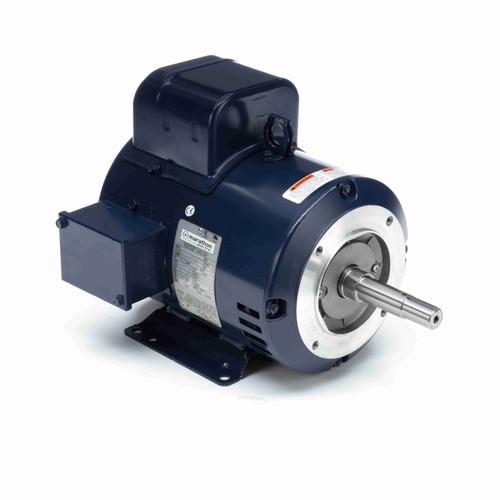 Marathon Z407A 3 HP 1747 RPM 115/230 Volts Close-Coupled Pump Motor