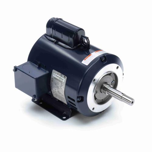 Marathon Z405A 2 HP 1750 RPM 115/230 Volts Close-Coupled Pump Motor