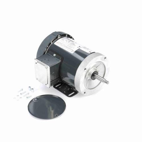 Marathon J062 3/4 HP 3450 RPM 208-230/460 Volts Carbonator Pump Motor