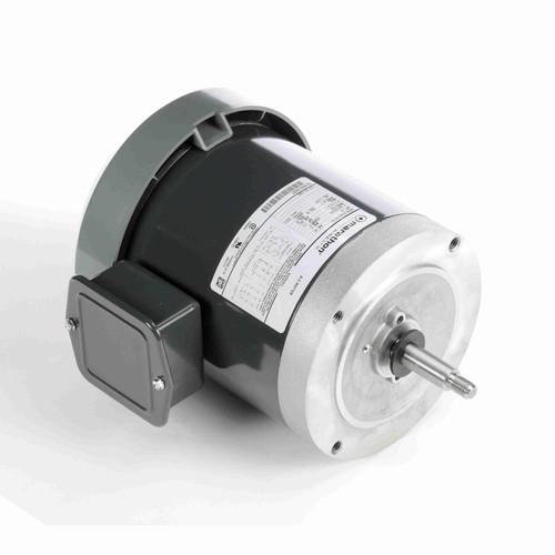 Marathon K550 1/2 HP 1725 RPM 208-230/460 Volts Carbonator Pump Motor