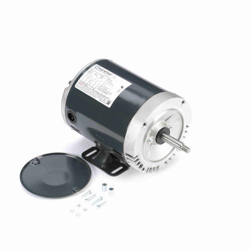 Marathon J048 1/2 HP 3450 RPM 208-230/460 Volts Carbonator Pump Motor