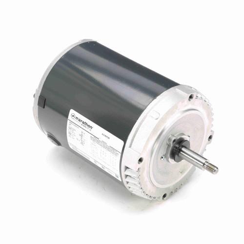 Marathon K750 1 HP 1725 RPM 208-230/460 Volts Carbonator Pump Motor
