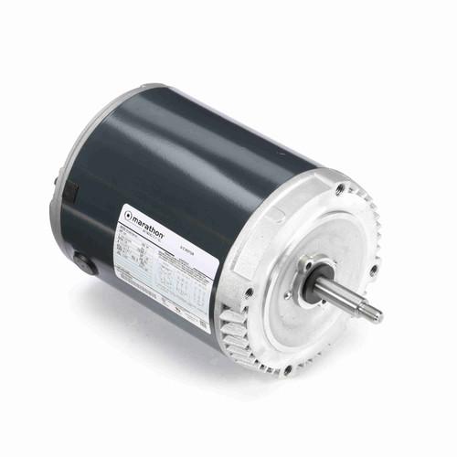 Marathon K555 3/4 HP 1725 RPM 208-230/460 Volts Carbonator Pump Motor