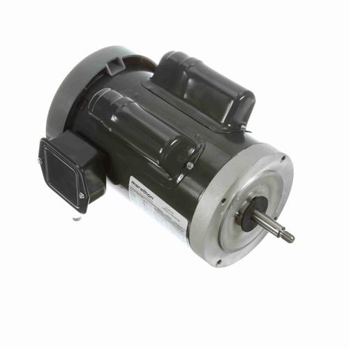Marathon C878 2 HP 3450 RPM 115/230 Volts Carbonator Pump Motor