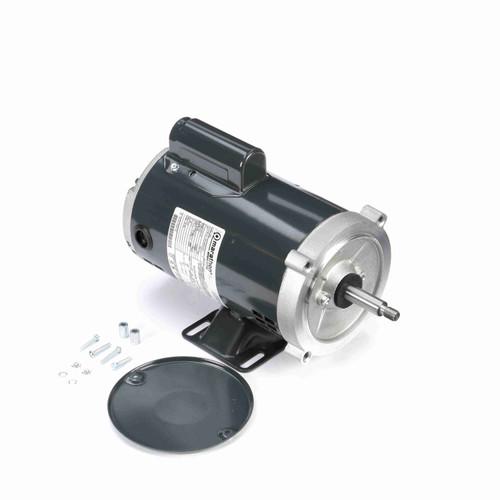 Marathon J057 1 HP 3450 RPM 115/208-230 Volts Carbonator Pump Motor
