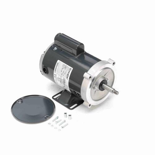 Marathon J056 3/4 HP 3450 RPM 115/208-230 Volts Carbonator Pump Motor