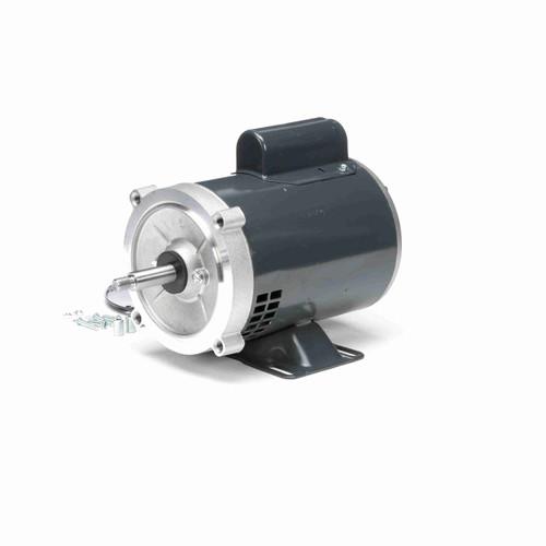 Marathon J055 1/2 HP 3450 RPM 115/208-230 Volts Carbonator Pump Motor