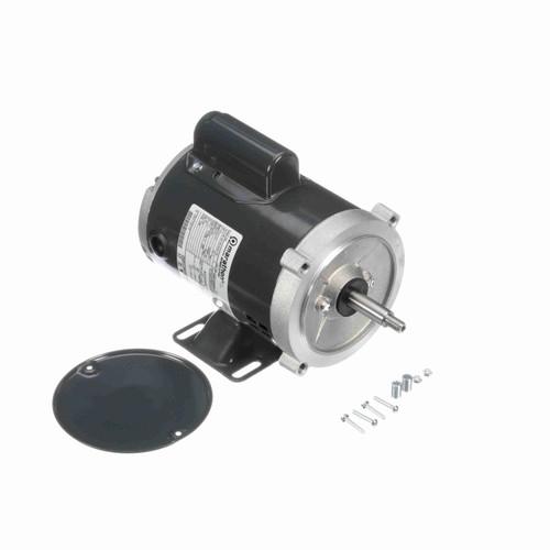 Marathon J054 1/3 HP 3450 RPM 115/208-230 Volts Carbonator Pump Motor