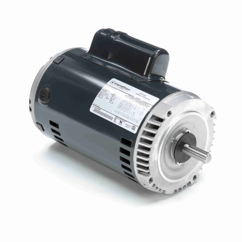 Marathon C338 2 HP 3450 RPM 115/208-230 Volts Carbonator Pump Motor