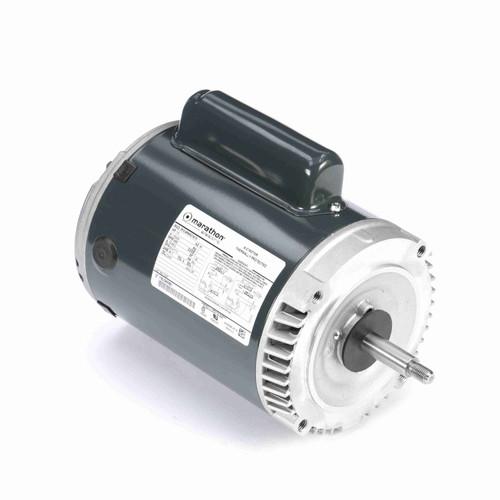 Marathon C337 1-1/2 HP 3450 RPM 115/230 Volts Carbonator Pump Motor