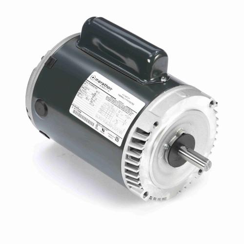 Marathon C336 1-1/2 HP 3450 RPM 115/208-230 Volts Carbonator Pump Motor
