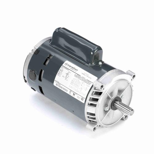 Marathon C332 3/4 HP 3450 RPM 115/230 Volts Carbonator Pump Motor