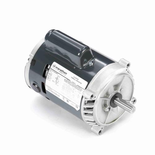 Marathon C330 1/2 HP 3450 RPM 115/230 Volts Carbonator Pump Motor