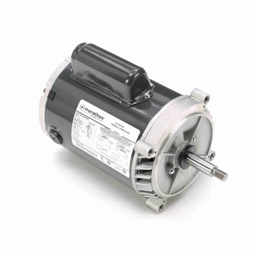 Marathon C683 1/3 HP 1725 RPM 115/208-230 Volts Carbonator Pump Motor