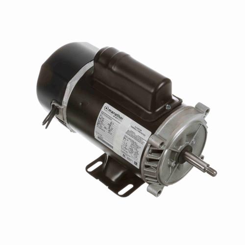 Marathon C1466 2 HP 3450 RPM 115/230 Volts Two-Compartment Jet Pump Motor
