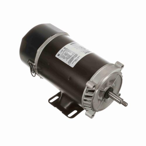 Marathon C1464 1 HP 3450 RPM 115/230 Volts Two-Compartment Jet Pump Motor