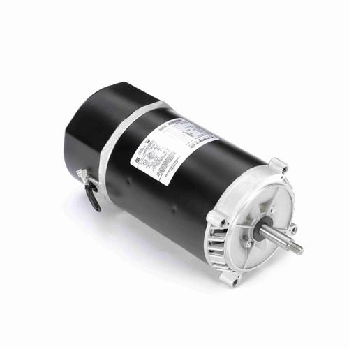 Marathon C1090 1 HP 3450 RPM 115/230 Volts Two-Compartment Jet Pump Motor