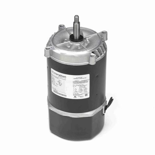 Marathon C1089 3/4 HP 3450 RPM 115/230 Volts Two-Compartment Jet Pump Motor