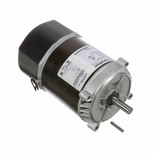 Marathon H439 1/3 HP 3450 RPM 115 Volts Two-Compartment Jet Pump Motor