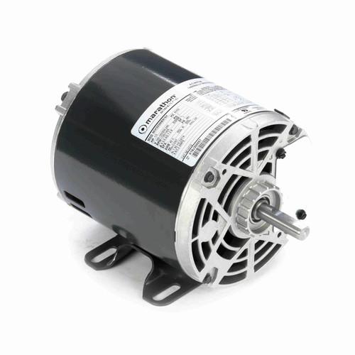 Marathon H712 1/3 HP 1725 RPM 100-120/200-240 Volts Carbonator Pump Motor