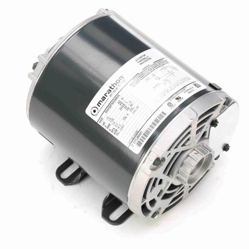 Marathon HG680 1/3 HP 1725 RPM 115 Volts Carbonator Pump Motor