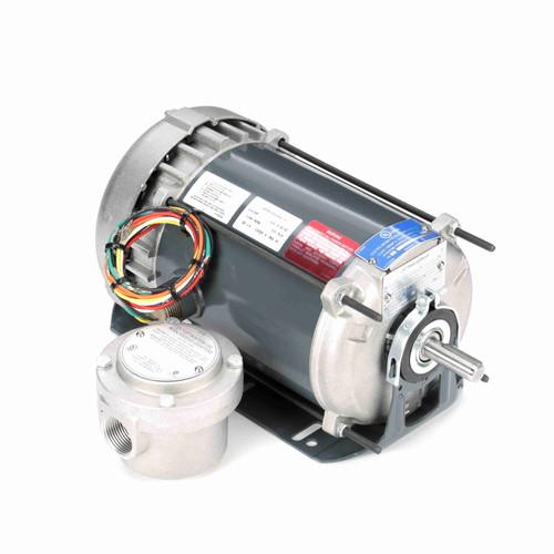 Marathon K033 1/4 HP 1200 RPM 115 Volts Explosion Proof Motor
