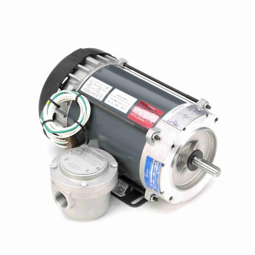 Marathon G872 1/2 HP 1800 RPM 115/208-230 Volts Explosion Proof Motor