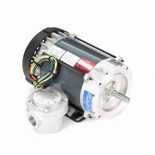 Marathon G871 1/3 HP 1800 RPM 115/208-230 Volts Explosion Proof Motor