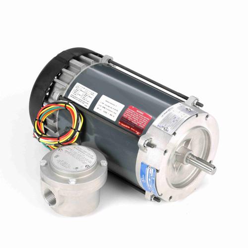Marathon G870 1 HP 1800 RPM 115/208-230 Volts Explosion Proof Motor