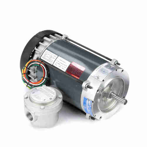 Marathon G857 3/4 HP 1800 RPM 115/208-230 Volts Explosion Proof Motor