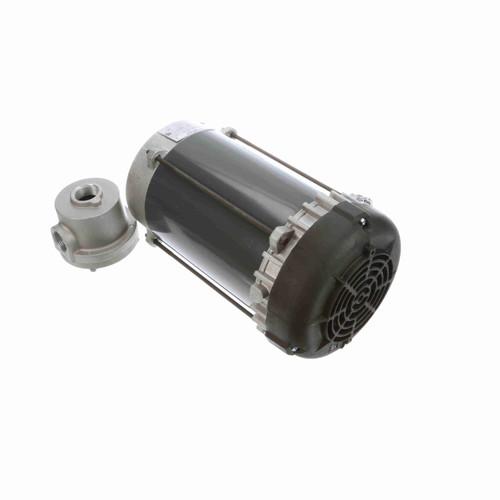 Marathon C1817 1/2 HP 1200 RPM 115 Volts Explosion Proof Motor