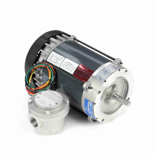 Marathon G853 1/3 HP 1800 RPM 115/208-230 Volts Explosion Proof Motor