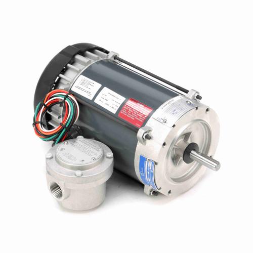 Marathon C1818 1/4 HP 1200 RPM 115 Volts Explosion Proof Motor