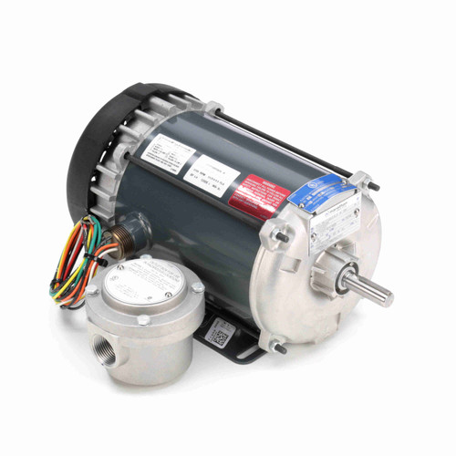 Marathon G657 3/4 HP 1800 RPM 115/208-230 Volts Explosion Proof Motor