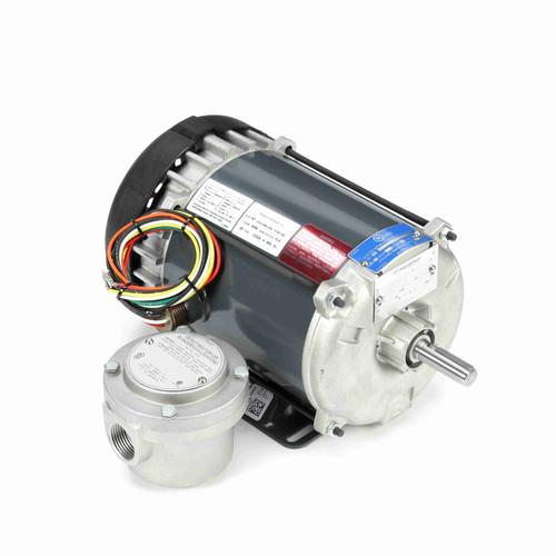 Marathon G651 1/3 HP 1800 RPM 115/208-230 Volts Explosion Proof Motor