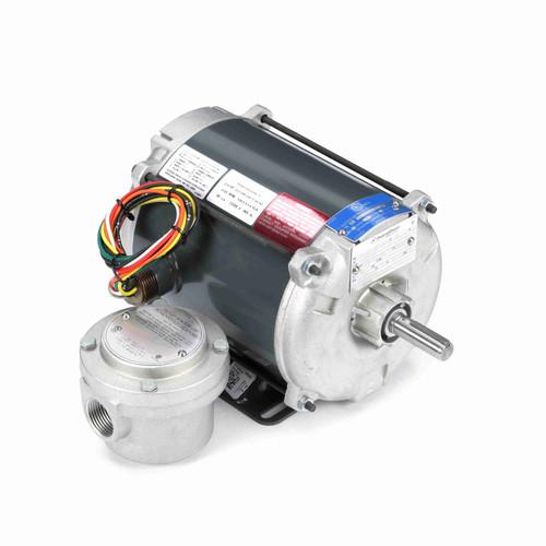 Marathon G639 1/4 HP 1800 RPM 115/208-230 Volts Explosion Proof Motor