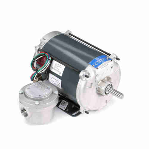 Marathon H891 1/6 HP 1200 RPM 115 Volts Explosion Proof Motor